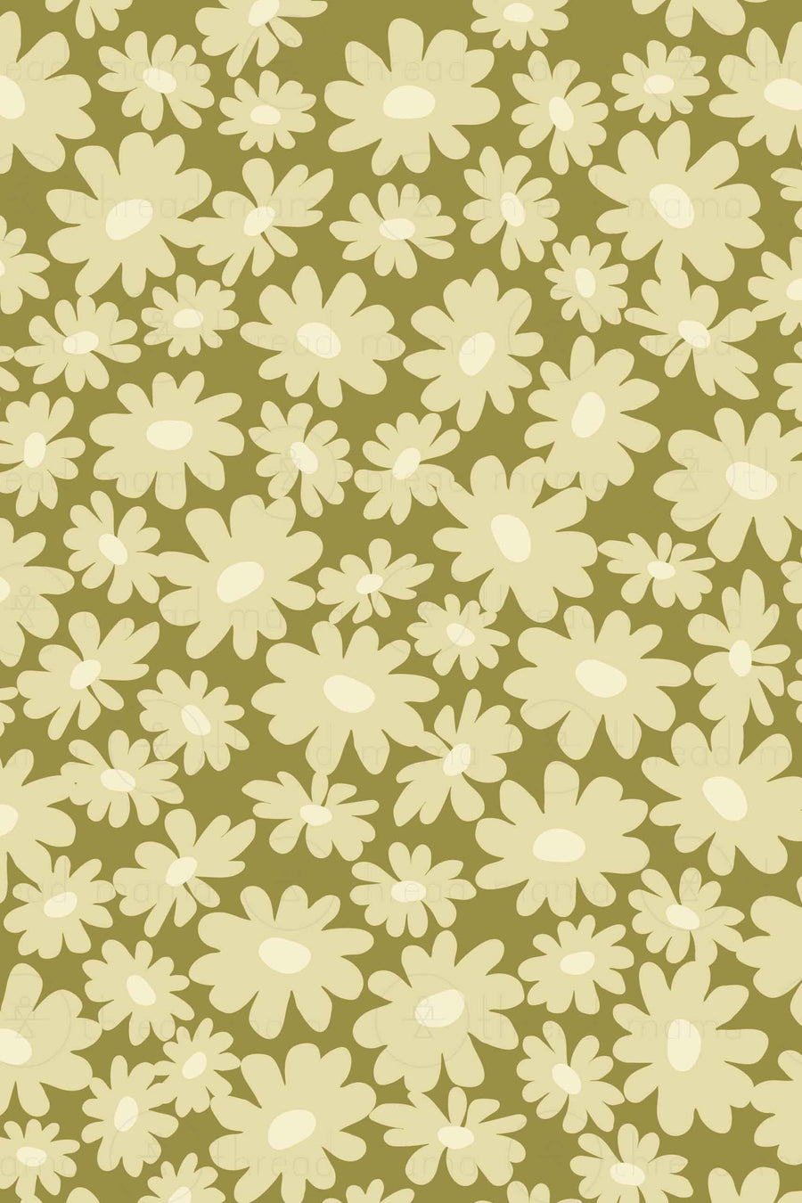 Background Pattern #51 collection (Printable Poster)