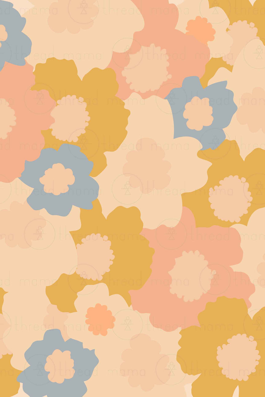Repeating Pattern 53 (Seamless)