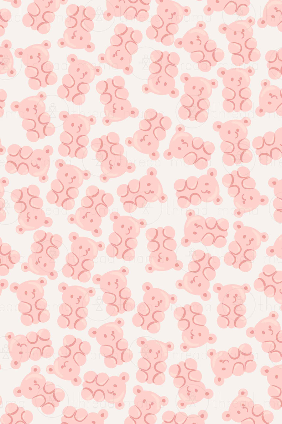 Gummy Bear Collection (Background Patterns)