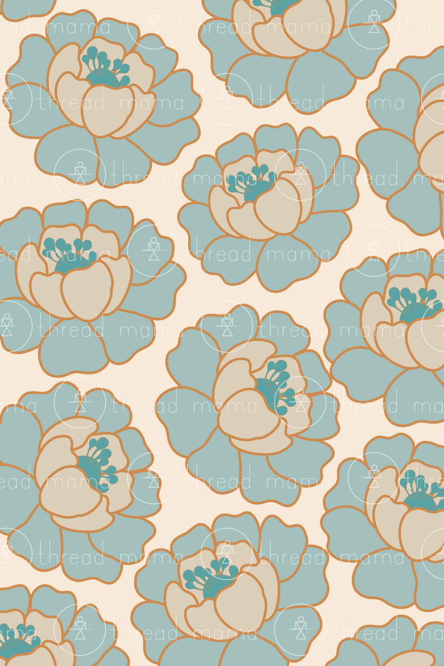 Repeating Pattern #6 (Seamless)