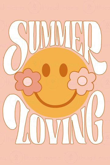Summer Loving Collection (Printable Poster)