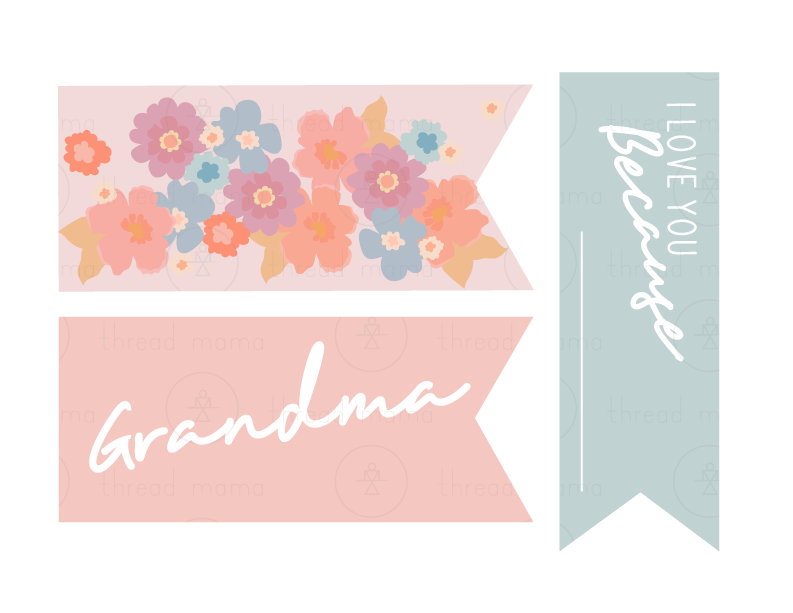 Mother's Day Tags and Flags 2021