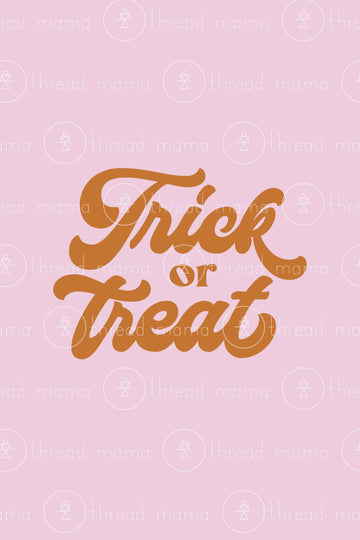 Trick Or Treat (Printable Poster)