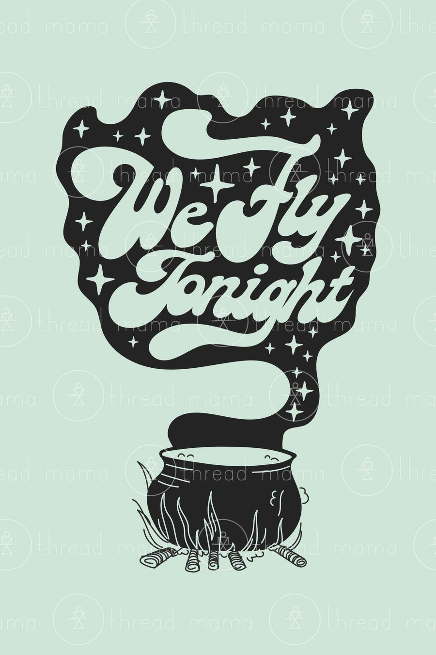 We Fly Tonight (Printable Poster)