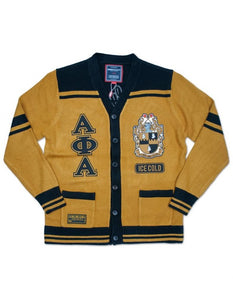 ALPHA PHI ALPHA(Bold LETTER) Sweaters