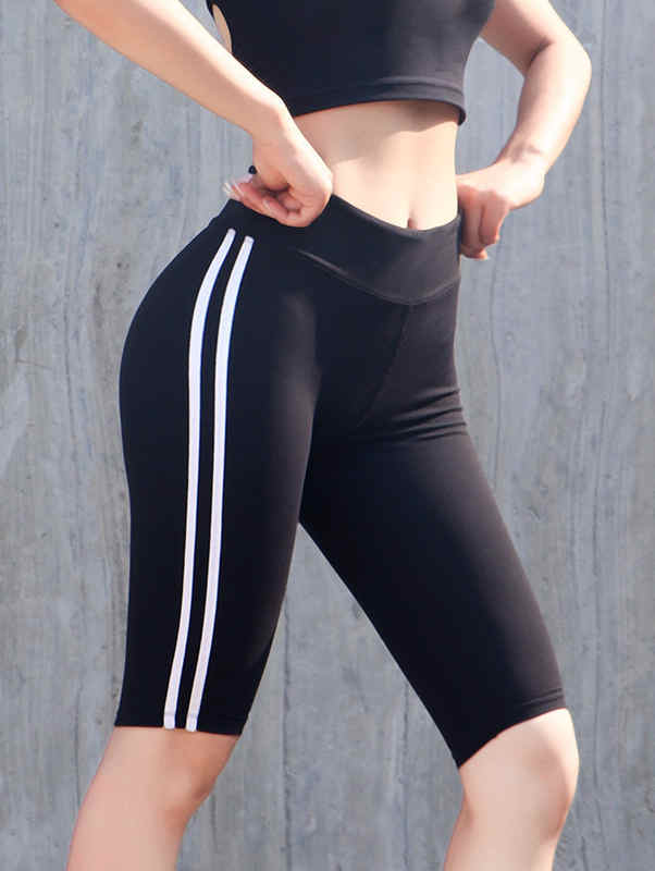High Waist Yoga Sports Short Leggings