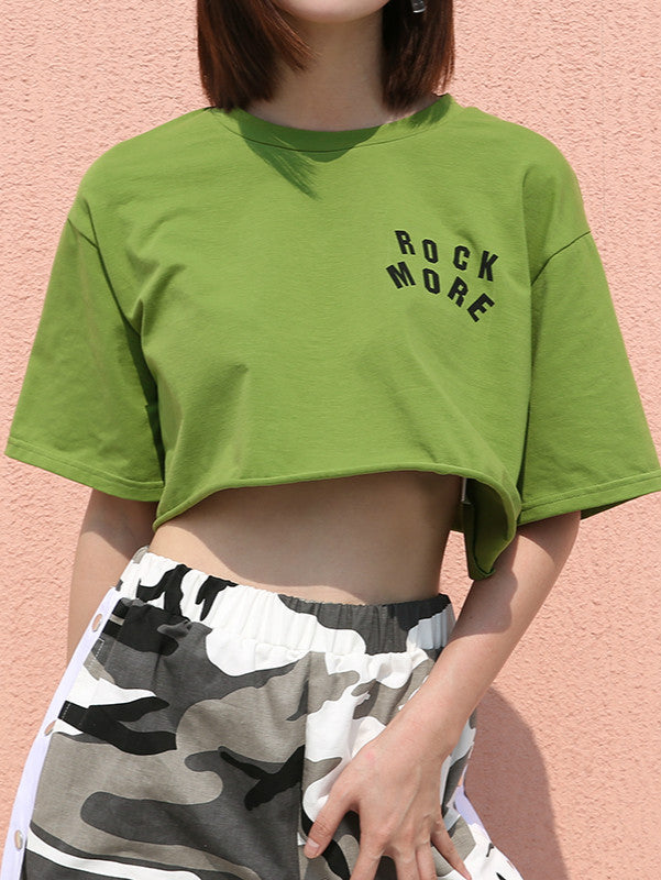 Loose Green T-shirt