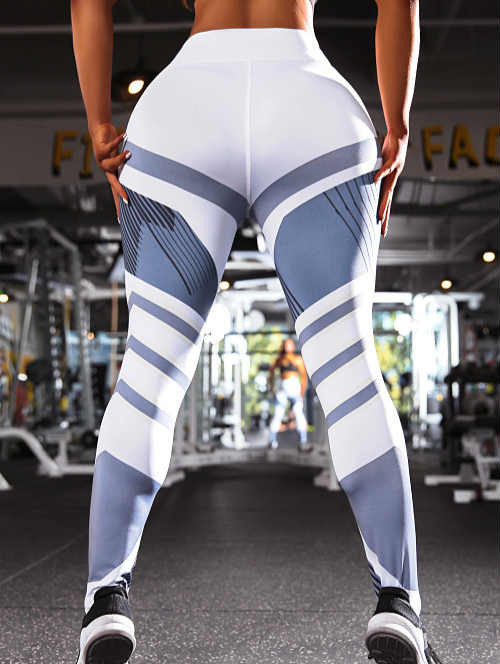 Digital Print Fit Leggings