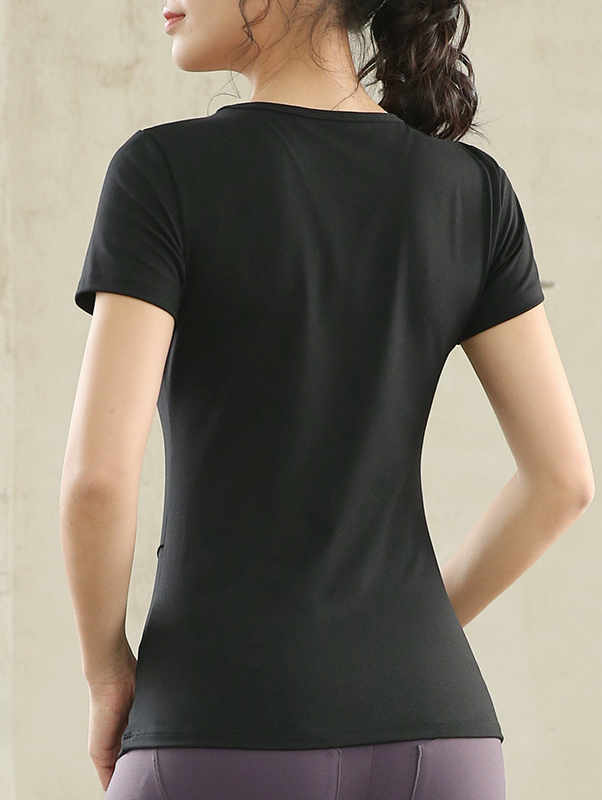 Breathable Slim Yoga Sports Top