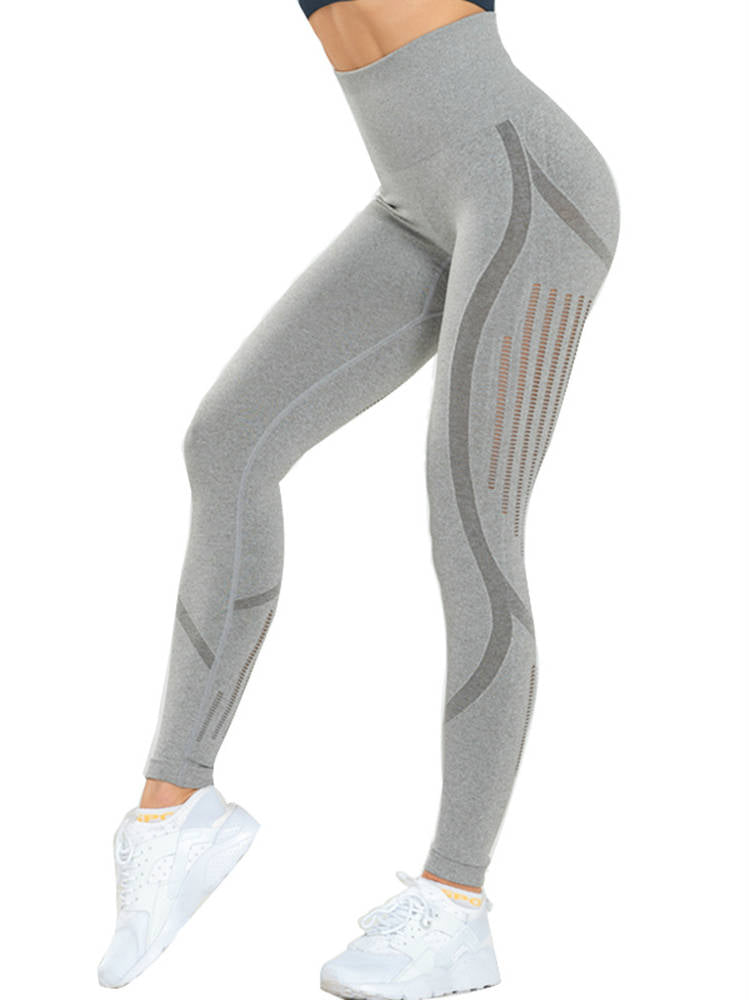 Yoga breathable high-waisted sexy leggings
