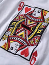 Queen Q Pattern T-Shirt