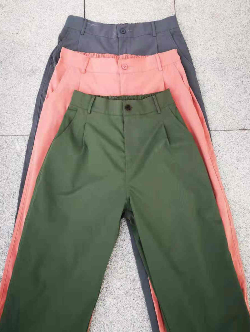 Fall Outdoor Casual Straight Legging Pants