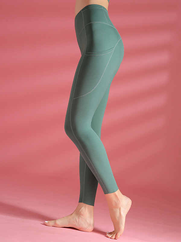 Fit Sports with Pocket Leggings