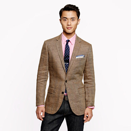 Herringbone Jacket