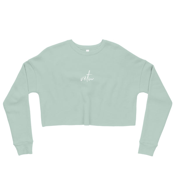 Vêtu Crop Sweatshirt