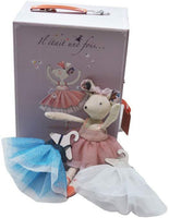 Moulin Roty Ballerina Mouse Valise (Trunk Set)