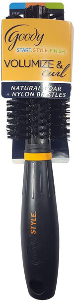 Goody volumize and straighten hair brush
