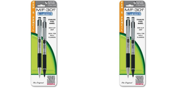 Pen & Pencil Set (Pack of 2)