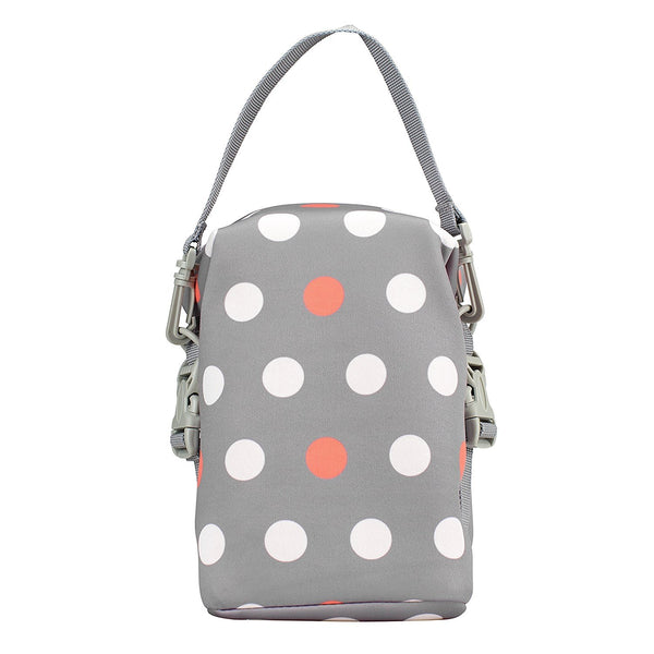 Dr. Brown's Convertible Bottle Tote - Polka Dot