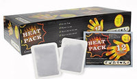 Mystical 12 Hour Heat Pack - Pocket Disposable Hand Warmers Gloves For Hiking, Camping, Kids, Adults, Backyard, Sporting Events- by Mystical Distributing