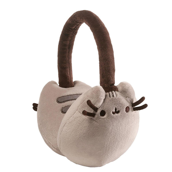 Gund Pusheen Plush Cat Earmuffs