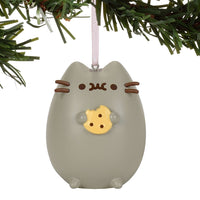 Department 56 Pusheen I Love Cookies Hanging Ornament, 2.5 inch