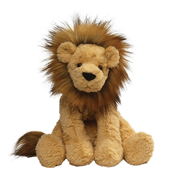 GUND Cozys Collection Lion Stuffed Animal Plush, Tan, 10""
