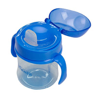 Dr. Brown's® Soft Spout Transition Cup 6 oz -Blue