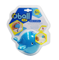 Oball Bath Toy, Sink 'N Spill