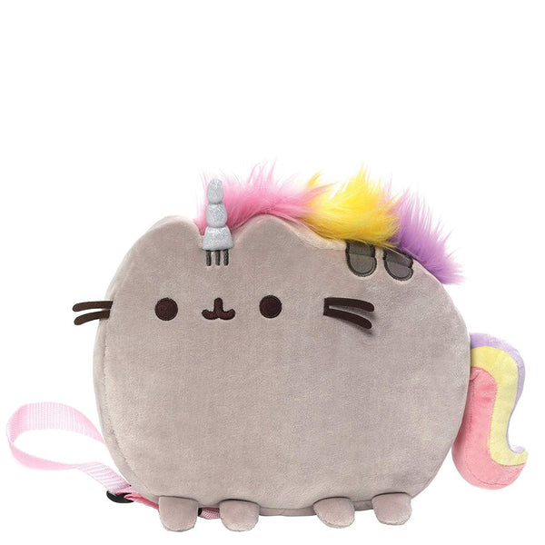 GUND Pusheen Pusheenicorn Plush Backpack, 13""