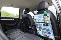 Lassig Car Wrap to Go Seat Organizer