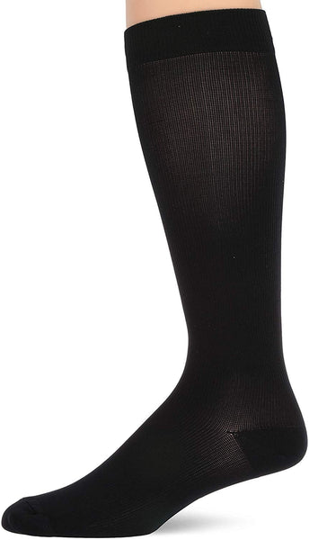 Ontel Miracle Socks - Large/X-Large, Black (1 Pair), Reduces Swelling & Enhances Circulation