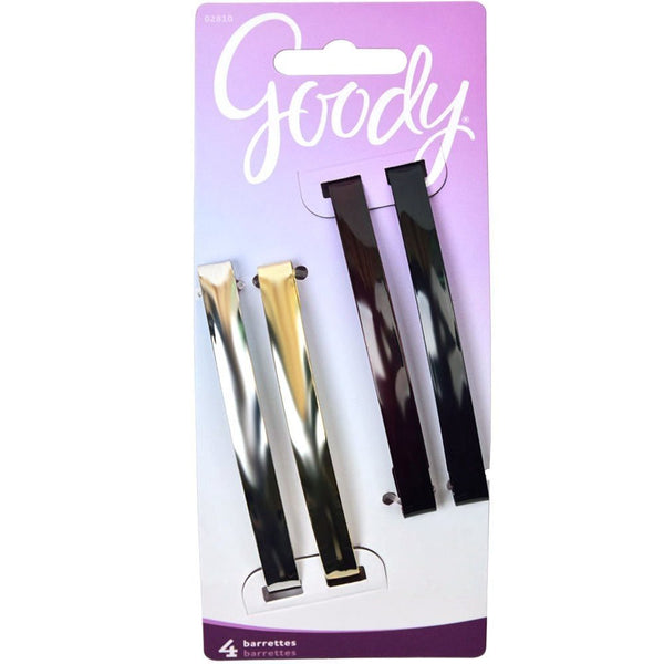 Goody Domed Tight Barrettes (3 Inches)
