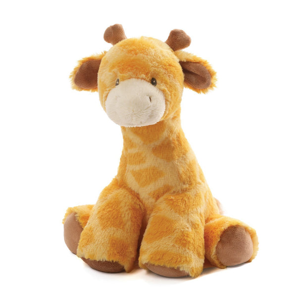 Baby GUND Tucker Giraffe Keywind Musical Stuffed Animal Plush, 9""
