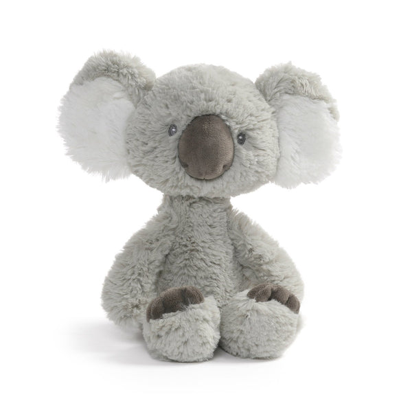 "Baby GUND Toothpick Koala Plush Stuffed Animal 12"", Gray"