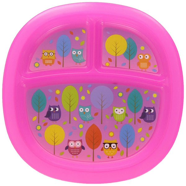 Munchkin Toddler Plate, Assorted Color