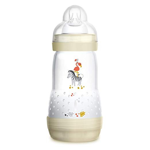 MAM Anti-Colic Bottle, Unisex,  9 Ounces