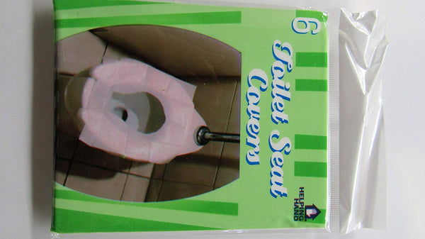Helping Hand Toilet Seat Covers