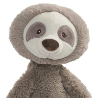 Gund Baby Toothpick Sloth Stuffed Animal Plush Toy, Taupe, 16""