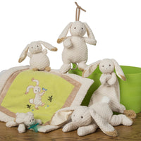 Mary Meyer Oatmeal Bunny Lovey Blanket