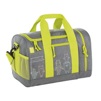 Lassig Kids Mini Sports Duffel Bag About Friends, Melange Grey