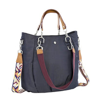 Lassig Green Label Mix 'n Match Bag, Denim Blue