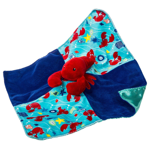 Mary Meyer Lobbie Lobster Character Blanket