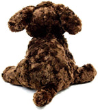 GUND Cocco Chocolate Lab Dog Stuffed Animal Plush, Brown 14 inches