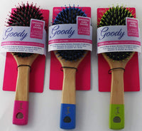 Goody Natural Boar Bristle Hair Brush 1 piece