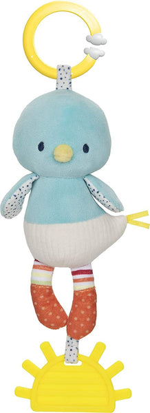 Baby GUND Tinkle Crinkle Activity Plush Birdie Stuffed Animal, 13""