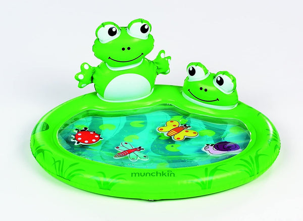 Munchkin Play N Pat Water Mat (Discontinued by Manufacturer)