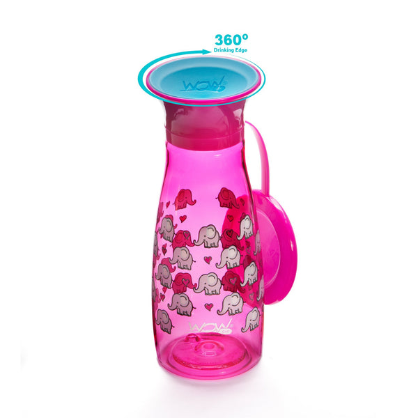 Wow Cup Mini 360 Sippy Cup, 12 oz / 350 ml