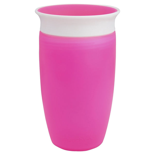 Munchkin Miracle 360 Degree Sippy Cup 10 oz. Pink, 1 count