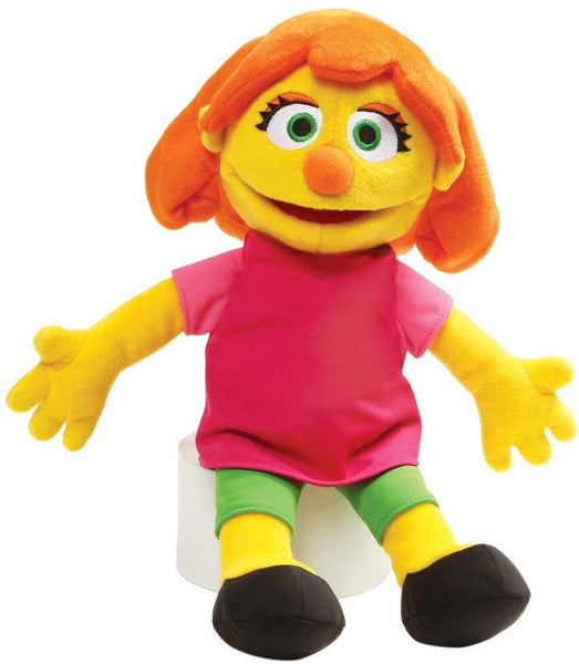 GUND Sesame Street Julia Stuffed Plush, 14""